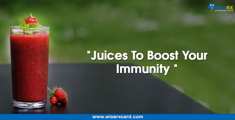 Juices to boost immunity