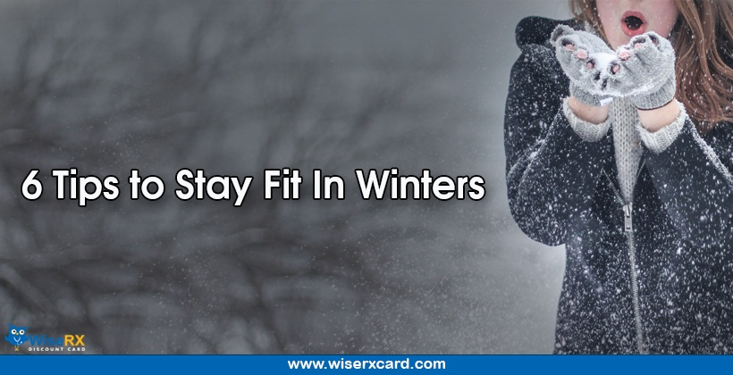 Stay fit in winters