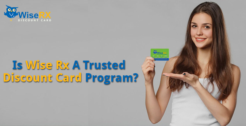 Wiserx discount card